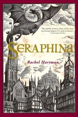 Seraphina | IndieBound. Starred review in SLJRoyal Families, Seraphina, Reading, Young Adult, Dragons, Fantasy Book, Book Covers, Book Reviews, Rachel Hartman