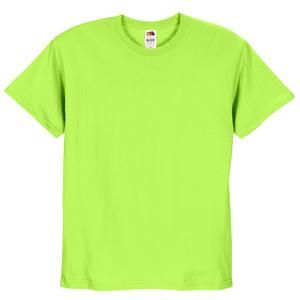FRUIT OF THE LOOM® BEST™ T-SHIRT. #5930R - 9-oz, 50/50 cotton/polyester preshrunk jersey knit. 1x1 rib knit collar. Taped neck and shoulders. For details on how to order this item with your logo branded on it contact ww.fivetwentyfour.ca #promoitems