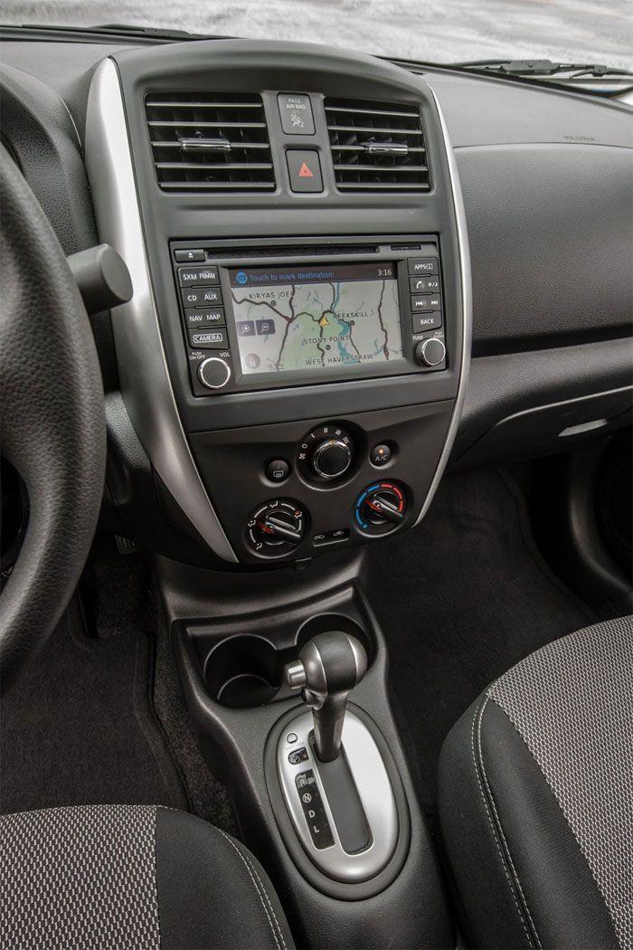 New Design Nissan Versa 2015 Review Interior View Model