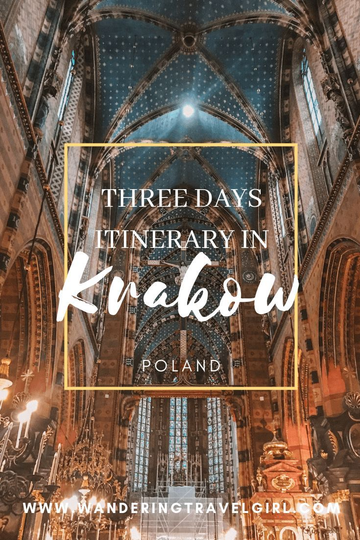 3 Days Itinerary In Krakow Poland Sentido Direction Blog In 2020 Krakow Poland Travel Krakow Travel Poland Travel