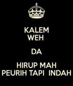 Dp Bbm Keep Calm Sunda