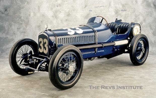 1919 Ballot Indianapolis 500 Team Racing Cars