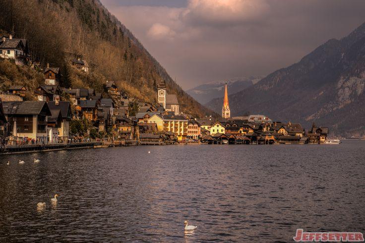 Hallstatt is a must-visit city in Austria, a short drive away from Salzburg…