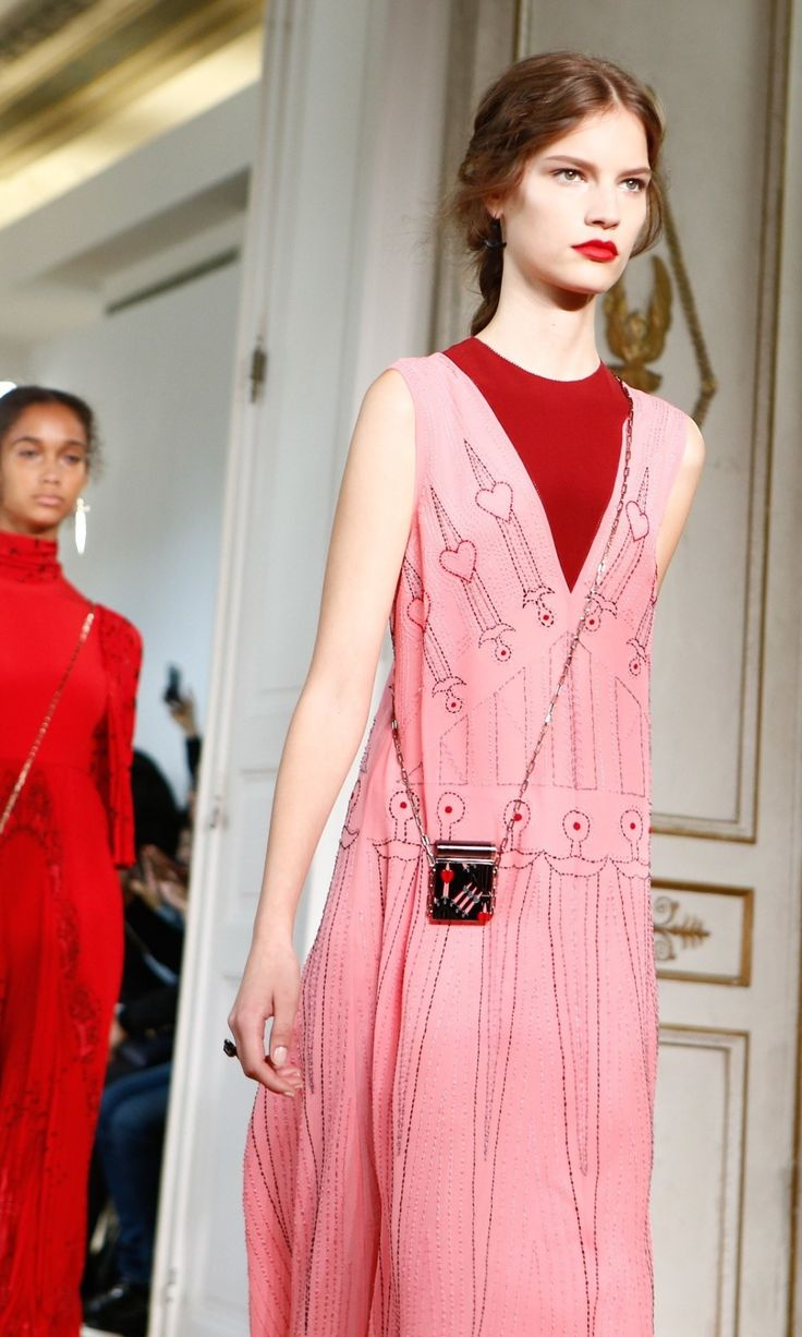 Vogue Runway's Sarah Mower picks the 8 definitive collections of Paris Fashion Week: Valentino.