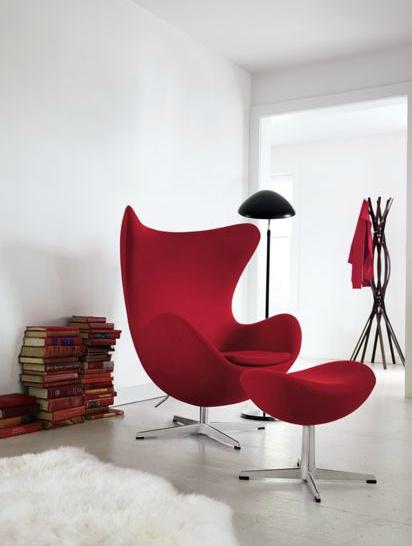 82 best Egg Chair Love images on Pinterest | Egg chair ...