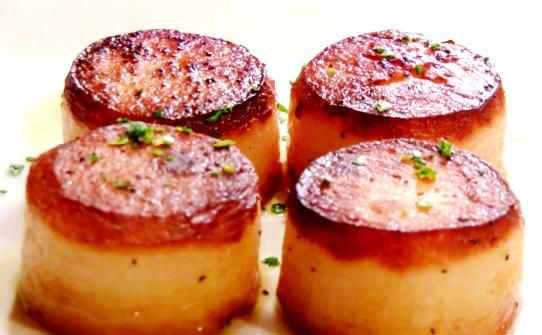 Fondant Potatoes Recipe Video by StevesCooking | ifood.tv
