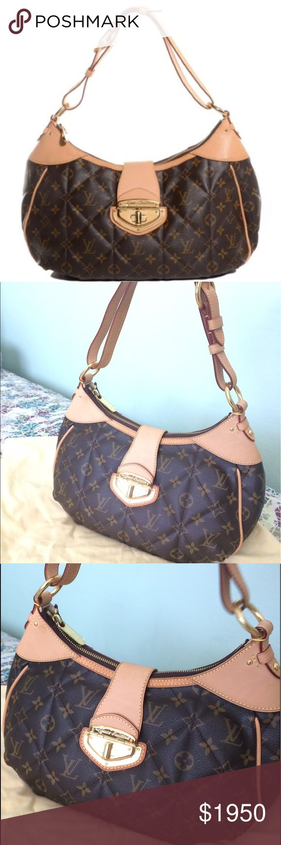 LOUIS VUITTON ETOILE PM Beautiful and like new.... Not sure if I want to let it go yet but might consider trading for something I really really like 😊 Louis Vuitton Bags