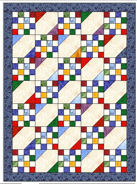 Elizabeth's Quilt Projects: ADDQ - Attention Deficient Disorder for Quilters