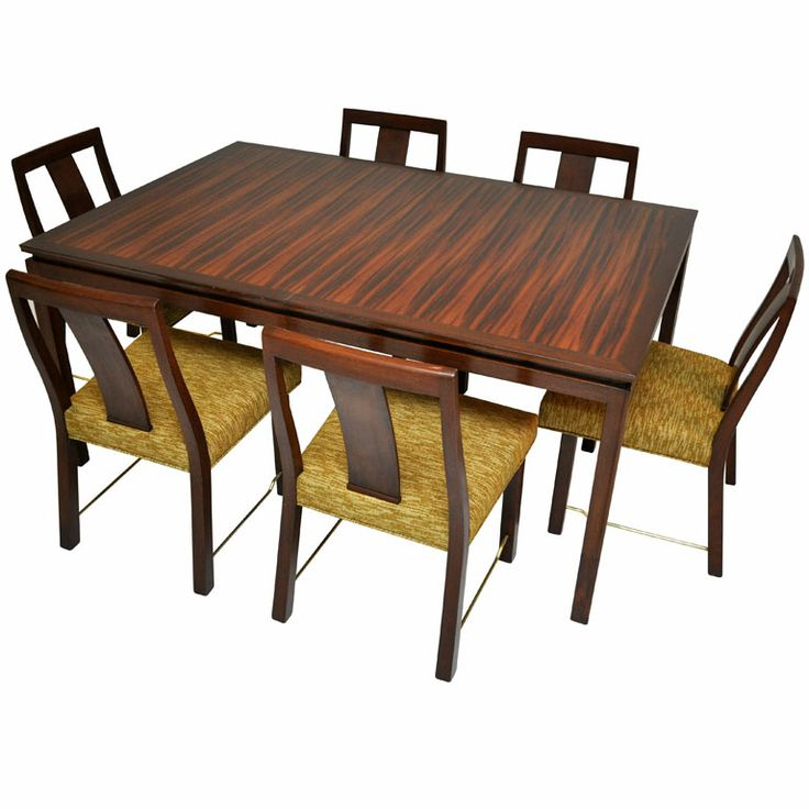 All Wood Dining Room Sets: 19 Best OLD SCHOOL INSPIRATIONS #wood # Icon # Evergreen