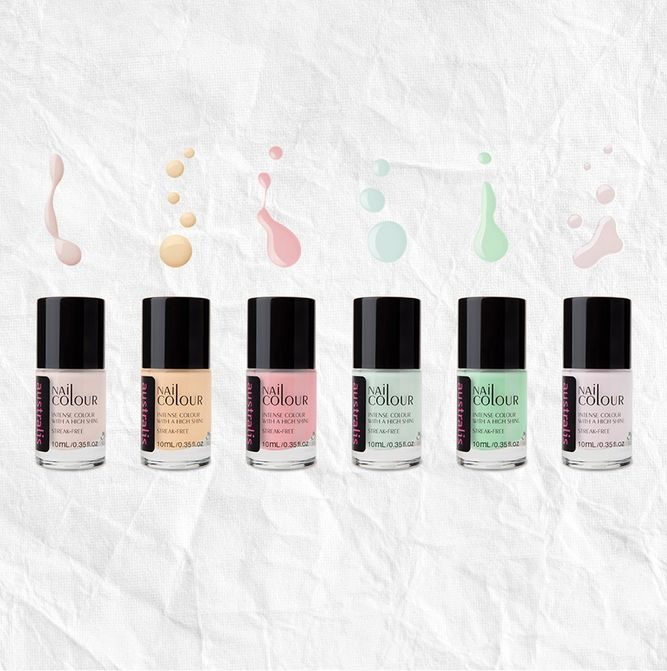 Our 6 brand new nail polish shades are now online, just in time for Spring! These soft sorbets shades will reignite for love for pastels and the shades are L-R: Bless Thy Socks, Breakfast Bellini, Candy Hearts, Shades of Cool, Seafoam and Heidi Bloom. Get yours online via: http://bit.ly/ACPastelNails