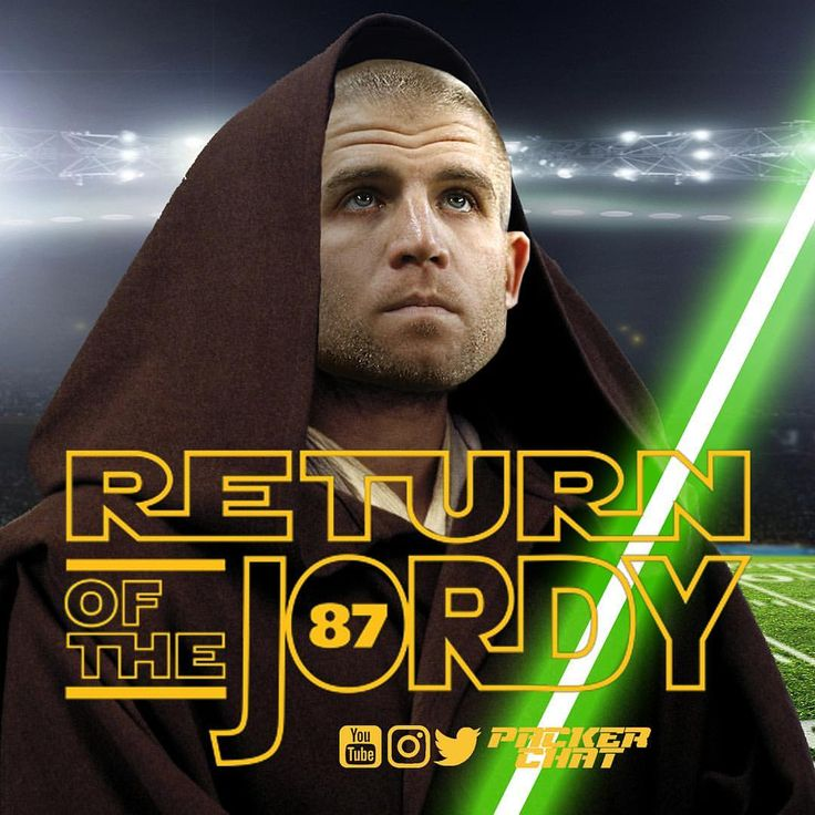 Return of the Jordy Green Bay Packers