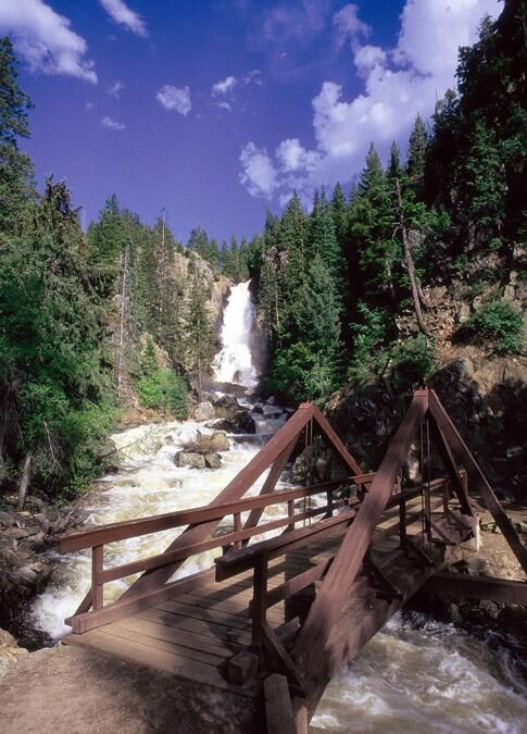 Fish creek falls steamboat springs tested approved for Fish store colorado springs