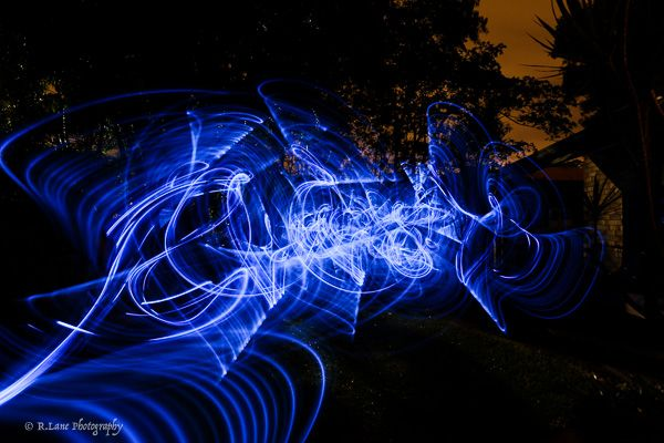 L4M2AS3. Light Painting. Canon 70D EFS 10-22mm. 36s. F8.0 ISO200. Tripod.