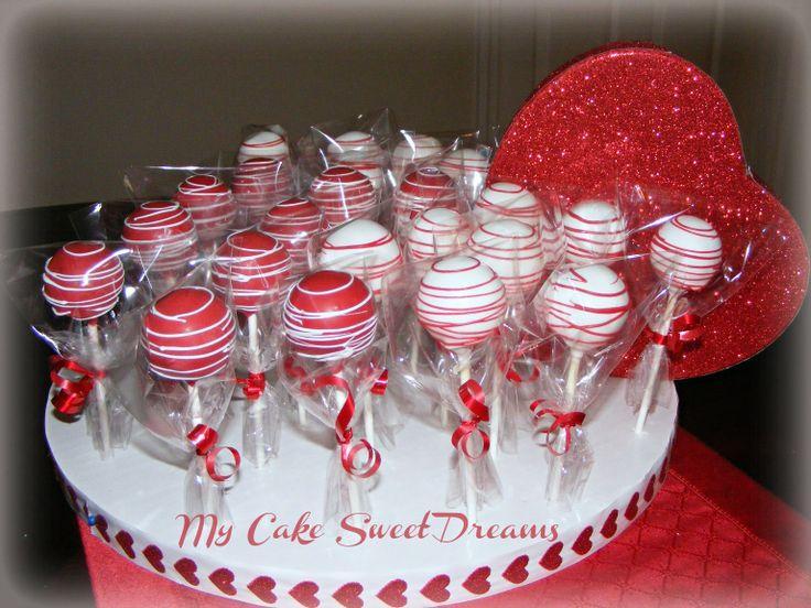 411 best Valentine - Cake Pops/Balls images on Pinterest ...