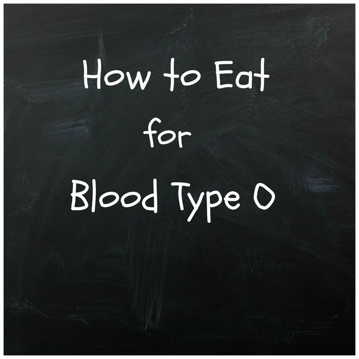 Vibrant Wealth: Eating for Blood Type O