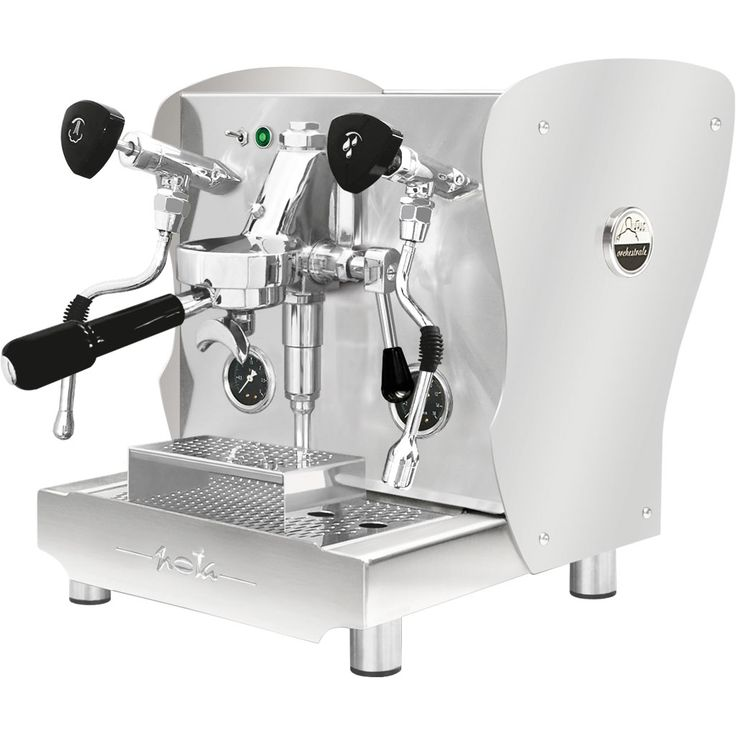 how to connect a commercial espresso machine