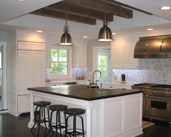 kitchen by Geneva Cabinet Company http://www.houzz.com ...