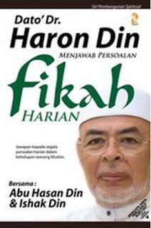Malaysia Online Bookstore: Dato' Dr. Haron Din Menjawab Persoalan Fikah Haria...