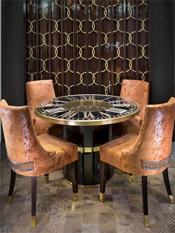 Project Dining Table Design Furniture Wood Table