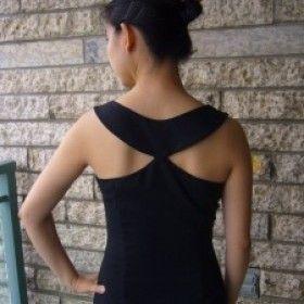 image patron gratuit robe audrey hepburn