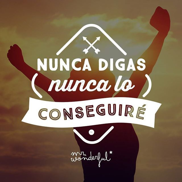 De eso nada, monada. ¡Buen rollo ante todo! #mrwonderful #quotes #motivation…