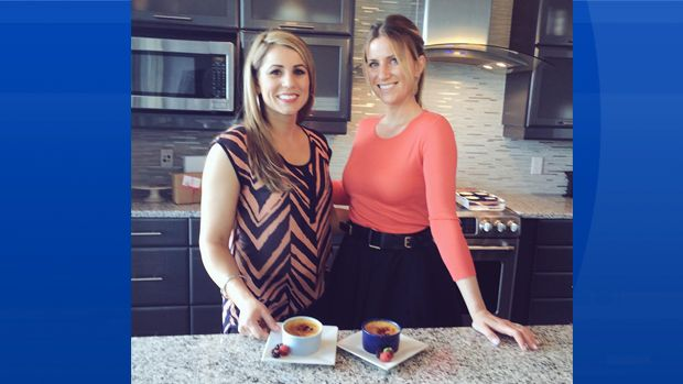 Ana spent some time in the kitchen with Leslie French, who taught her how to make her favourite dessert, crème brulee. Click on the link to learn how to make the tasty treat http://atlantic.ctvnews.ca/in-the-kitchen-with-leslie-french-1.2434145