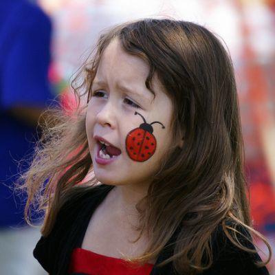 LadyBug Makeup *D   Makeup )