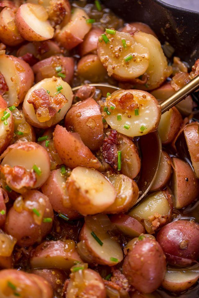 Red Potato Salad Recipe With Apple Cider Vinegar