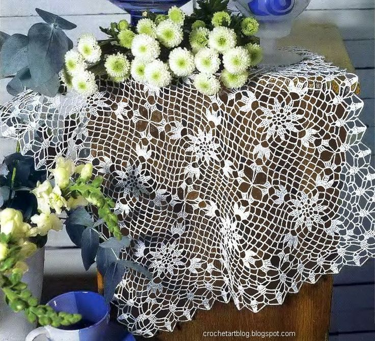DOILY_Simple Lace Doily
