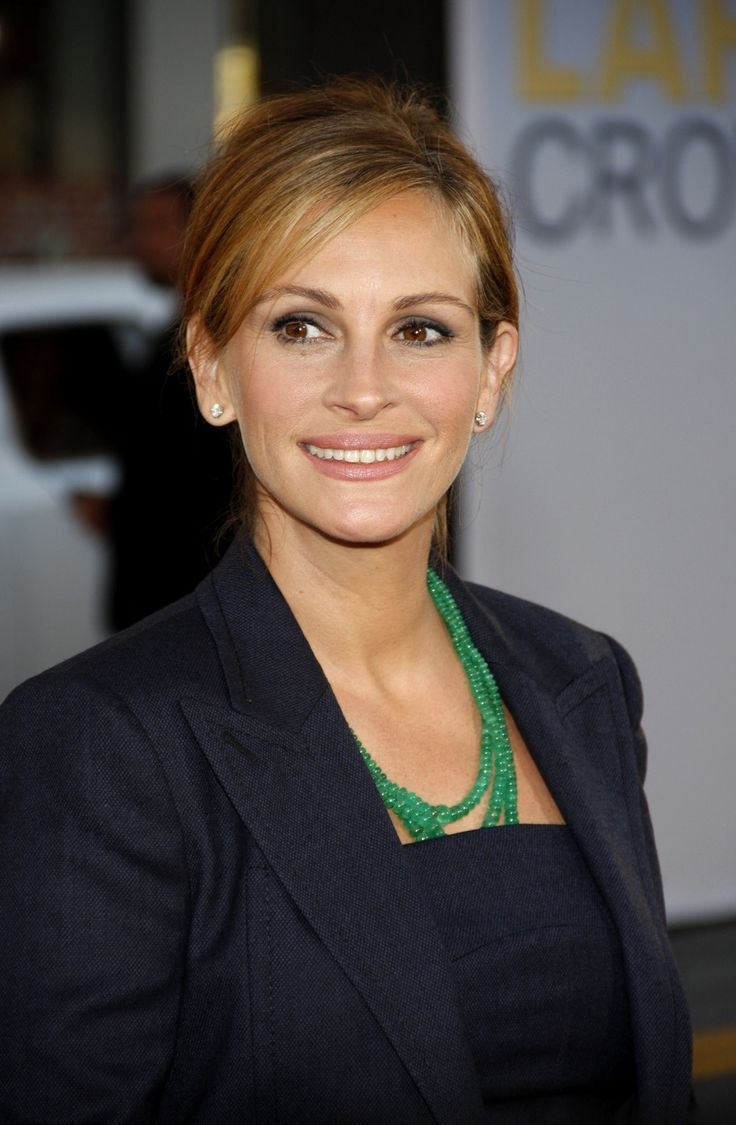 """We adore our fellow Southerner Julia Roberts! We especially love this quote, too! """"The older you get, the more fragile you understand life to be. I think that's good motivation for getting out of bed joyfully each day."""""""