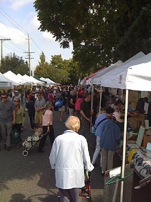Kerrisdale Farmers Market 5350 East Blvd Saturday: 10:00am-2:00pm