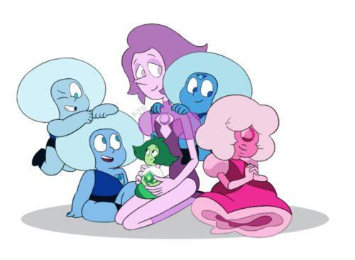 KJD Fluorite's gems