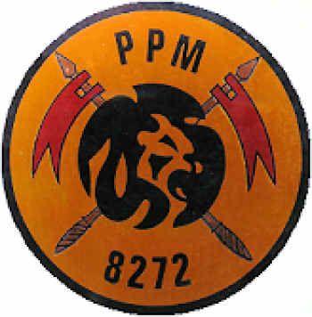 Pelotão de Polícia Militar 8272/74 Cabo Verde