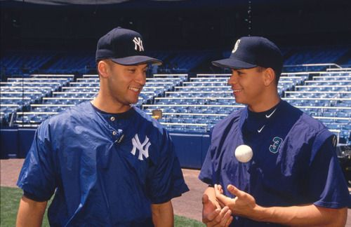 Twenty years ago, the Yankees drafted Derek Jeter with the sixth overall pick on the 1992 MLB Draft. Since then, he's won five World Series, collected 3,159 hits and solidified himself as one of baseball's all-time top shortstops.1992 Mlb, Yankees Draft, Derek Jeter, Years Ago, Baseball'S All Tim, Mlb Draft, Draft Derek, Twenty Years, Overalls