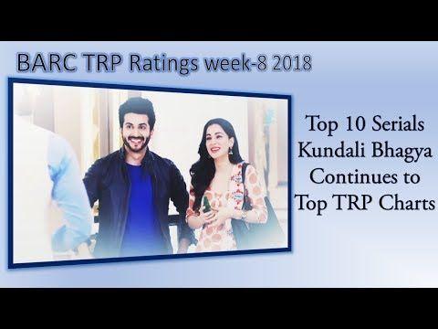 BARC TRP Ratings this Week 8, Febryary 2018  Top 10 Indian Hindi Serials...
