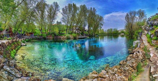 Anadolu'nun saklı cenneti Gökpınar Gölü (Foto Haber) | Ntv.com.tr