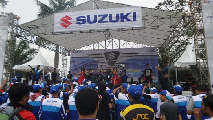 Suzuki Gelar Suzuki Bike Meet di 7 Kota. Salah Satunya Batam!
