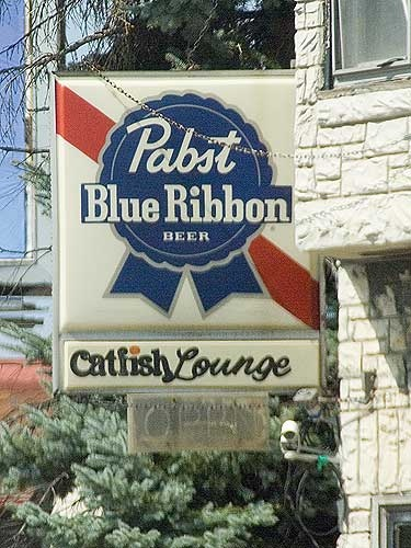 Catfish Lounge in Milwaukee, WI.