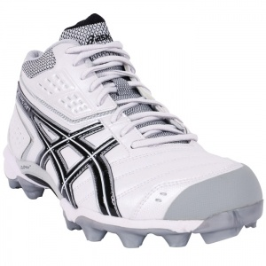 SALE - Asics Provost Lacrosse Cleats Mens White - Was $84.99. BUY Now - ONLY $74.99