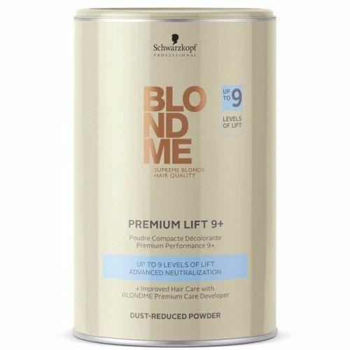 Schwarzkopf Blondme Premium Lift 9+pó Descolorante 450g - COMPRE AGORA