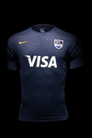 NIKE, Inc. - Nike Launches Pumas Away Jersey For 2013 Rugby Championship