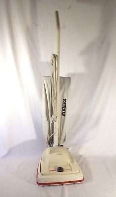 Vintage Eureka Upright Vacuum Cleaner Model 1432 Works