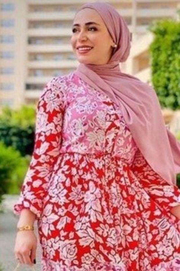 ٥ موديلات فساتين صيفية للمحجبات من موضة 2020 وأماكن بيعها Fashion Casual Dress Dresses
