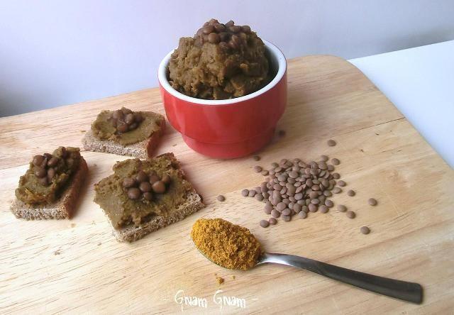 Crema di lenticchie al curry | Ricetta