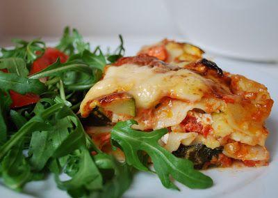 Helena mitt i smeten: Den bästa vegetariska lasagnen