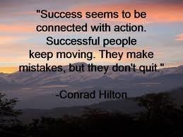 It's all about action: Inspirational Quote, Success Quotes, Success People, Make Mistakes, Keepmoving, Motivation Quotes, Take Action, Keep Moving Forward, Inspiration Quotes