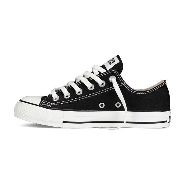 Black Chuck Taylor All Star Shoes : Converse Shoes | Converse.com (£41) ❤ liked on Polyvore featuring shoes, sneakers, converse, sapatos, converse sneakers, star sneakers, kohl shoes, black shoes and star shoes