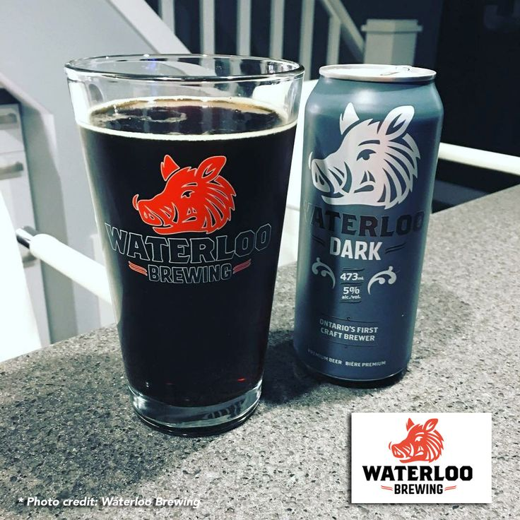Feature: Waterloo Brewing @WaterlooBrewing Ontario's first craft brewery, 100% Canadian owned, with over a 1/4 century of brewing heritage! Glassware by Zenan Glass www.zenan.ca