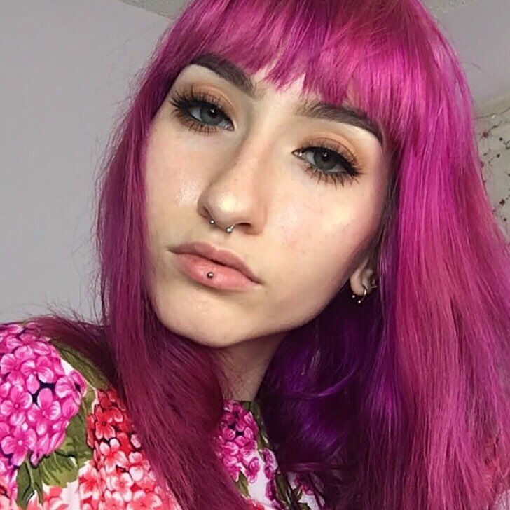 """4,179 Likes, 19 Comments - Vegan + Cruelty-Free Color (@arcticfoxhaircolor) on Instagram: """"This foxy lady is pretty groovy @liv.mend  If you're diggin' this color recreate it with Violet…"""""""