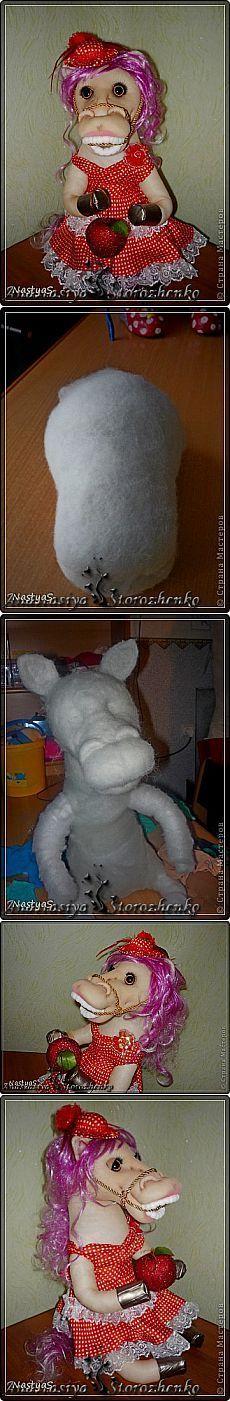 Лошадка и мини МК. | Страна Мастеров
